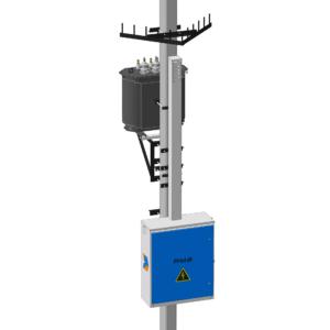 Комплектные трансформаторные подстанции столбового типа