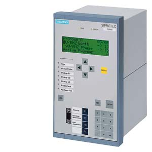 SIPROTEC 7SJ61 - 4xI, текстовый или графический дисплей