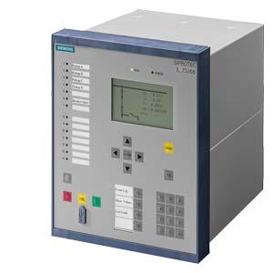 SIPROTEC 7SJ66 - 4xI,4xU, 8-строчный или графический дисплей, направленная