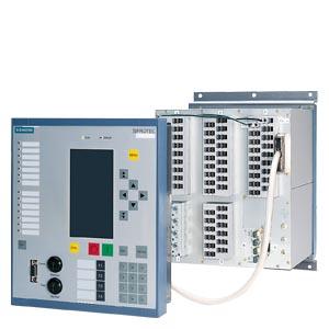 SIPROTEC 7SA64 - 4xI 4xU, отдельный дисплей, 1-/3-фазное отключение