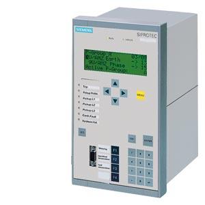 SIPROTEC 7SD610 - 4xI, текстовый дисплей, 1-/3-фазное отключение